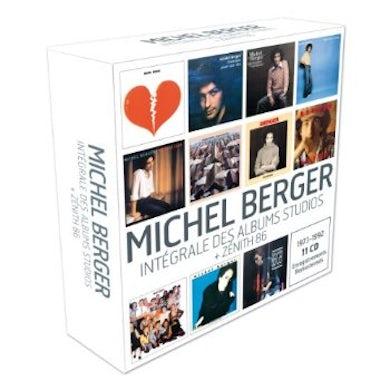 Michel Berger INTEGRALE DES ALBUMS STUDIOS CD