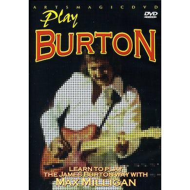 PLAY BURTON DVD