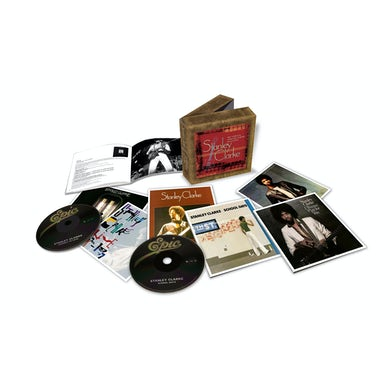 Stanley Clarke COMPLETE 1970S EPIC ALBUMS COLLECTION CD