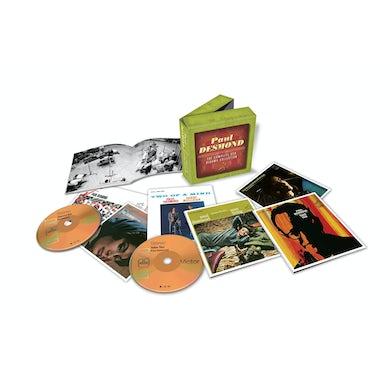 Paul Desmond COMPLETE RCA ALBUMS COLLECTION CD