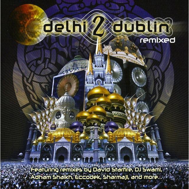 Delhi 2 Dublin REMIXED CD