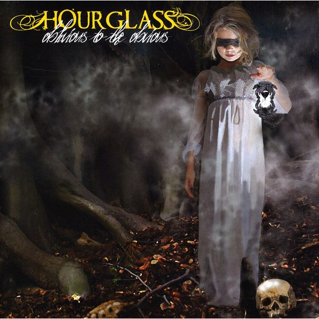 HourGlass OBLIVIOUS TO THE OBVIOUS CD