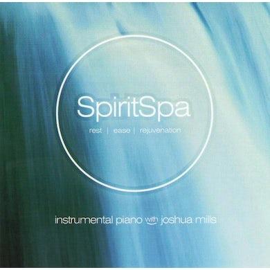 Joshua Mills SPIRITSPA CD