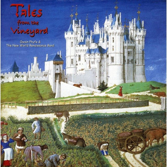 Owain Phyfe TALES FROM THE VINEYARD CD