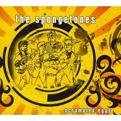 SpongeTones SCRAMBLED EGGS CD