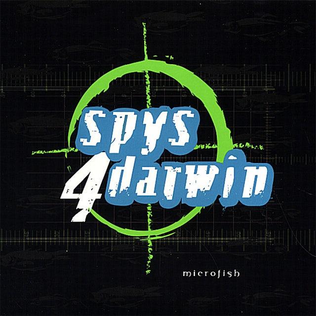 Spys4darwin MICROFISH CD