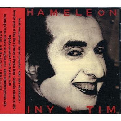 Tiny Tim CHAMELEON CD