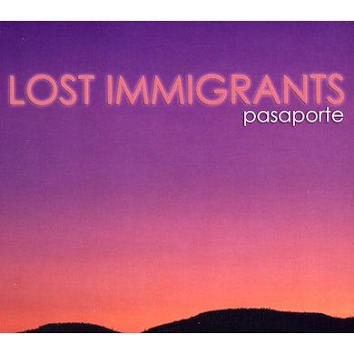 Lost Immigrants PASAPORTE CD