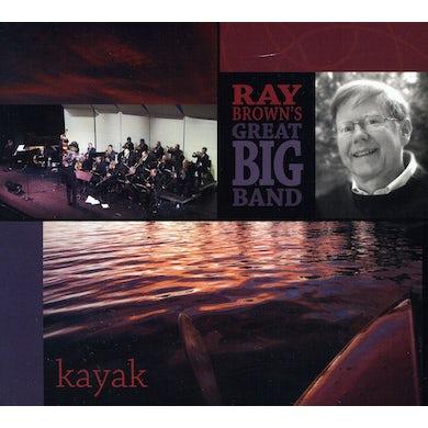 Ray Brown KAYAK CD