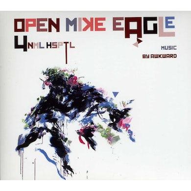 Open Mike Eagle 4NML HSPTL CD