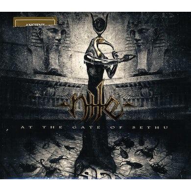 Nile AT THE GATE OF SETHU CD