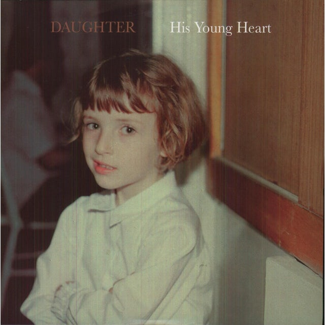 Daughter HIS YOUNG HEART Vinyl Record