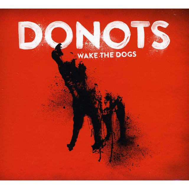 Donots WAKE THE DOGS CD