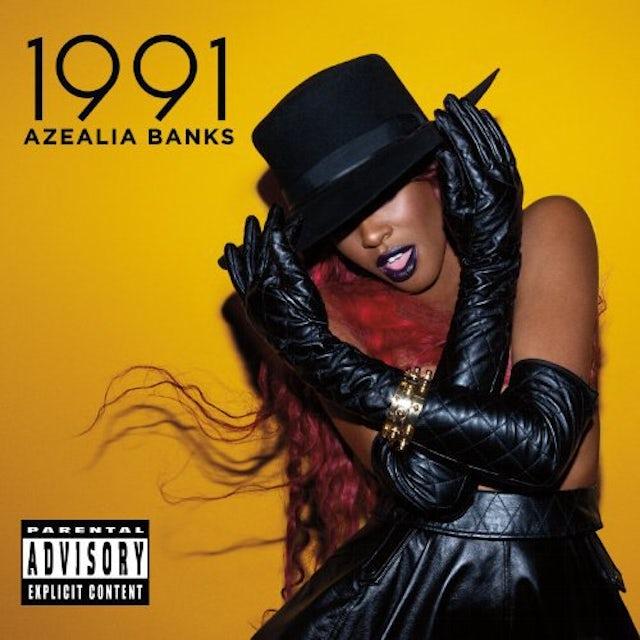 Azealia Banks 1991 Vinyl Record