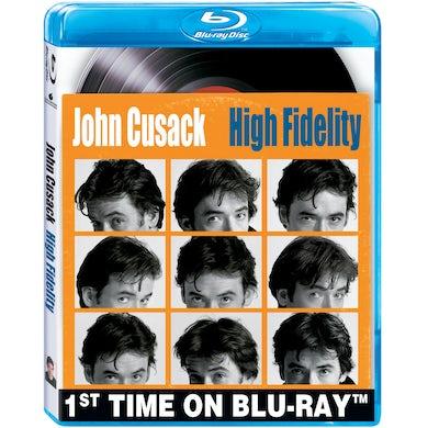 HIGH FIDELITY Blu-ray