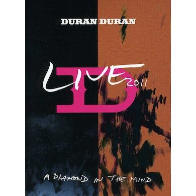 Duran Duran DIAMOND IN THE MIND DVD