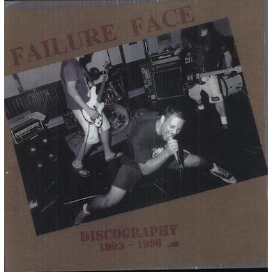 Failure Face 93-96 DISCOGRAPHY Vinyl Record