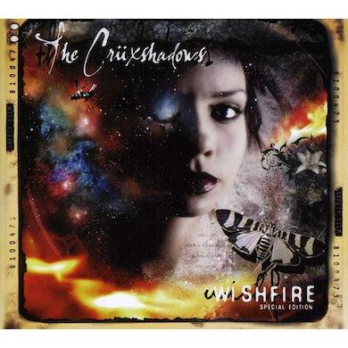 Cruxshadows WISHFIRE CD