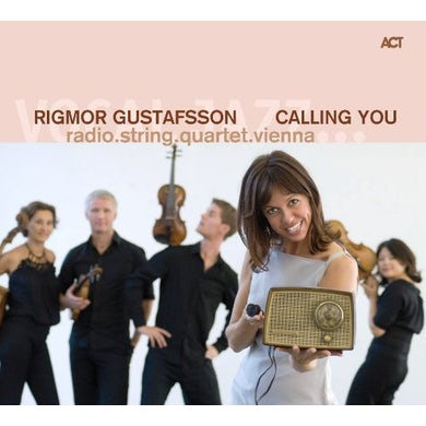 Rigmor Gustafsson CALLING YOU CD