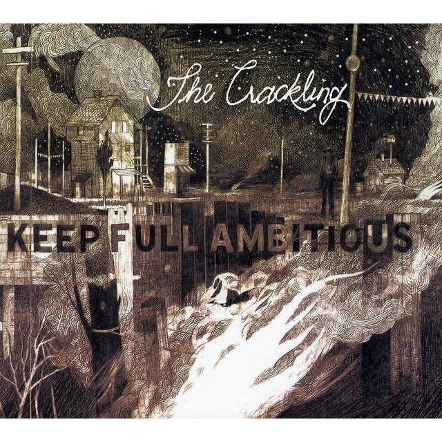 Crackling KEEP FULL AMBITIOUS CD