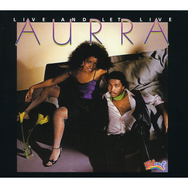 Aurra LIVE & LET LIVE CD