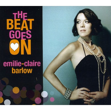 Emilie-Claire Barlow BEAT GOES ON CD