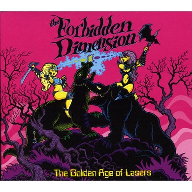 Forbidden Dimension GOLDEN AGE OF LASERS CD
