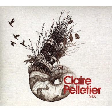 Claire Pelletier SIX CD