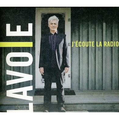 Daniel lavoie J'ECOUTE LA RADIO CD
