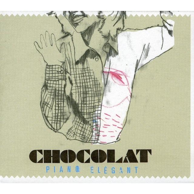 Chocolat PIANO ELEGANT CD