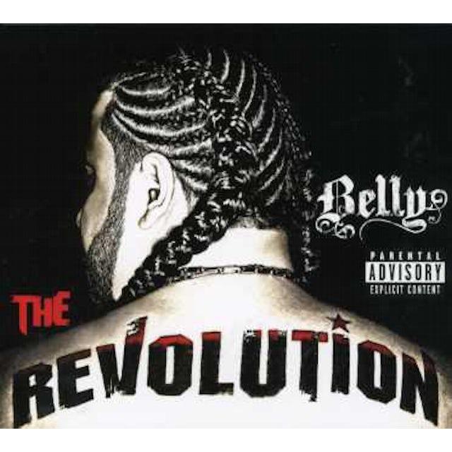 Belly REVOLUTION CD