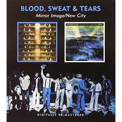 Blood Sweat & Tears MIRROR IMAGE / NEW CITY CD