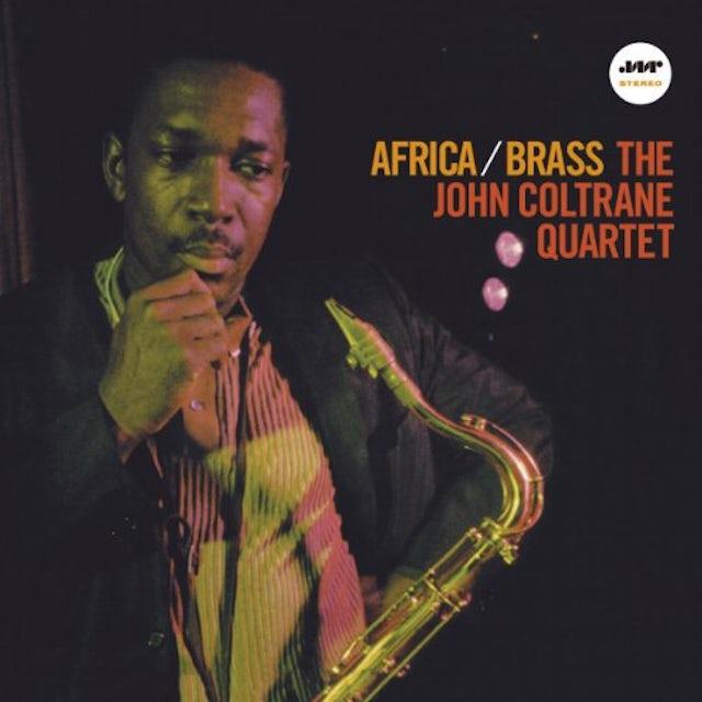 John Coltrane AFRICA / BASS Vinyl Record