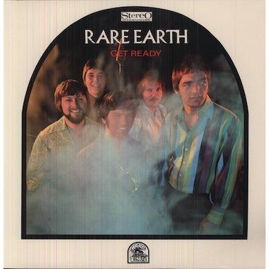 Rare Earth GET READY Vinyl Record
