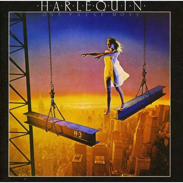 Harlequin ONE FALSE MOVE CD