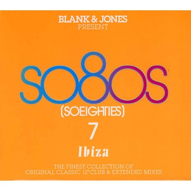 Blank & Jones SO80S (SO EIGHTIES) 7 CD