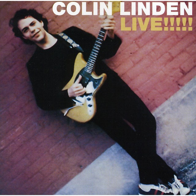 Colin Linden LIVE CD
