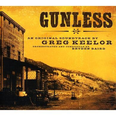 Greg Keelor GUNLESS CD
