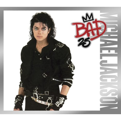 Michael Jackson BAD: 25TH ANNIVERSARY CD