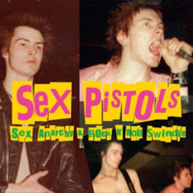 Sex Pistols SEX ANARCHY & ROCK N ROLL SWINDLE Vinyl Record