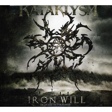 Kataklysm IRON WILL: 20 YEARS DETERMINED CD