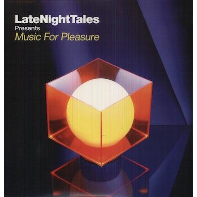 Groove Armada LATE NIGHT TALES Vinyl Record
