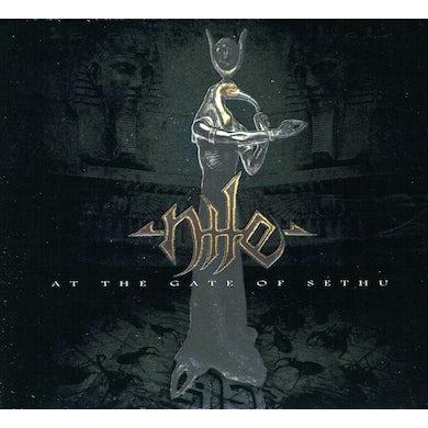 Nile AT THE GATES OF SETHU CD