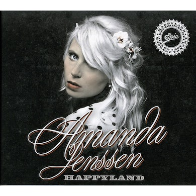 Amanda Jenssen HAPPYLAND CD
