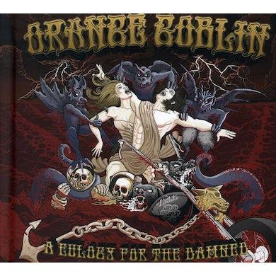 Orange Goblin EULOGY FOR THE DAMNED CD