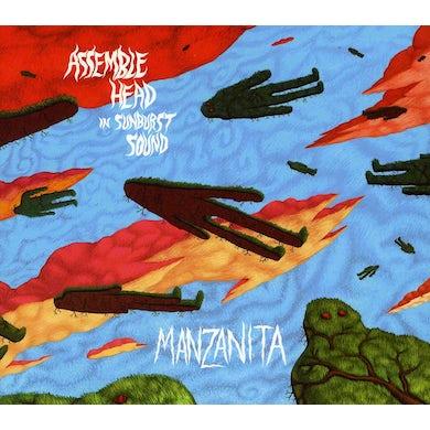 Assemble Head In Sunburst Sound MANZANITA CD