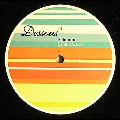 Solomun SAMBADA Vinyl Record