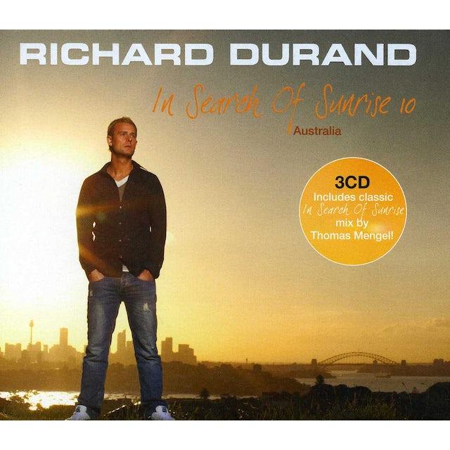 Richard Durand IN SEARCH OF SUNRISE 10 AUSTRALIA CD