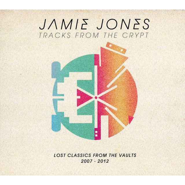 Jamie Jones TRACKS FROM THE CRYPT CD