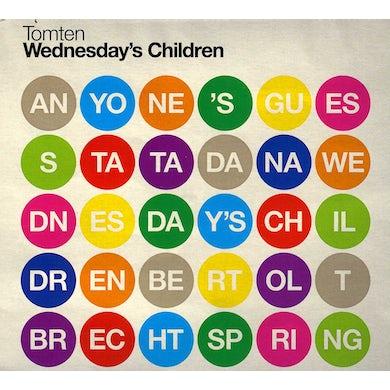 WEDNESDAY'S CHILDREN CD